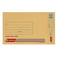 GoSecure Size 4 Bubble Lined Envelope 180x265mm Gold Pack of 100 ML10046