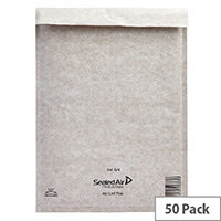 Mail Lite Plus Oyster Mailing Envelopes 240 x 330mm Pack 50