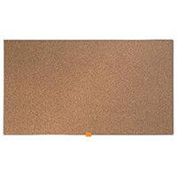 Nobo Widescreen 40inch Cork Noticeboard 890x500mm 1905307