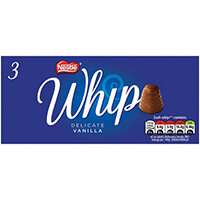 Nestle Whip Vanilla 27.8g Pack of 3 12339770