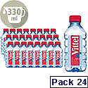 Vittel Still Water 33cl PET Pack of 24 17217