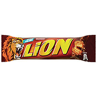 Nestle Lion Bar 50g Pack of 36 12220743