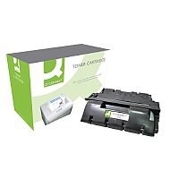 HP 61X Compatible Black High Capacity Laser Toner Cartridge C8061X Q-Connect