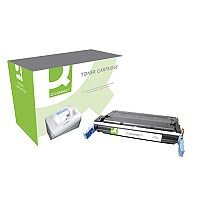 HP 641A Black Compatible Laser Toner Cartridge C9720A Q-Connect