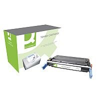 HP 641A Yellow Compatible Laser Toner Cartridge C9722A Q-Connect
