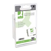Epson T1291 Compatible Black Apple Series Ink Cartridge C13T12914011 / T129140 Q-Connect