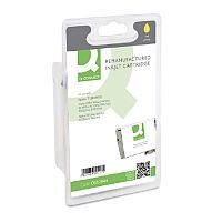 Epson T1294 Compatible Yellow Apple Series Ink Cartridge C13T12944011 / T129440 Q-Connect