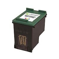 HP No 344 Compatible Tri-Colour High Capacity Inkjet Cartridge C9363EE Q-Connect