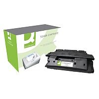 HP 27X Compatible Black High Capacity Laser Toner Cartridge C4127X Q-Connect