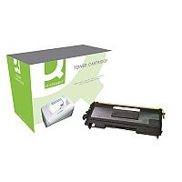 Brother TN-2000 Compatible Black Laser Toner TN2000 Q-Connect
