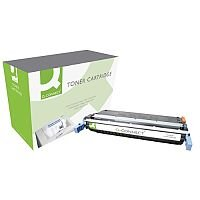 HP 645A Compatible Cyan Laser Toner Cartridge C9731A Q-Connect