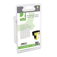 HP No 363 Compatible Yellow Inkjet Cartridge C8773E Q-Connect