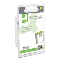 HP 88XL Compatible Yellow High Capacity Inkjet Cartridge C9393A Q-Connect