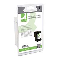 HP No 350 Compatible Black Inkjet Cartridge CB335EE Q-Connect