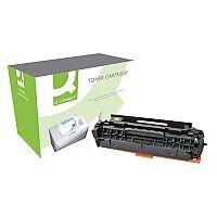 HP 304A Yellow Compatible Laser Toner Cartridge CC532A Q-Connect