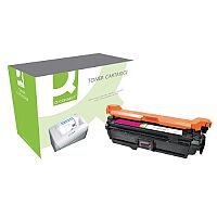 HP 504A Compatible Magenta Laser Toner Cartridge CE253A Q-Connect