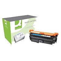 HP 648A Cyan Compatible Laser Toner Cartridge CE261A Q-Connect