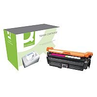 HP 648A Magenta Compatible Laser Toner Cartridge CE263A Q-Connect