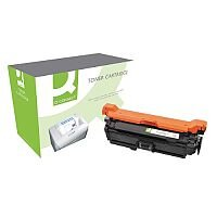 HP 507A Compatible Black Laser Toner Cartridge CE400A Q-Connect