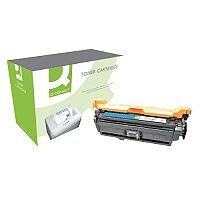 HP 507A Compatible Cyan Laser Toner Cartridge CE401A Q-Connect