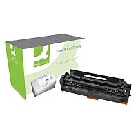 HP 305A Compatible Black Laser Toner Cartridge CE410A Q-Connect