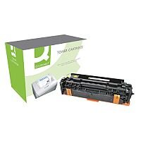 HP 305A Compatible Yellow Laser Toner Cartridge CE412A Q-Connect
