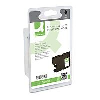 Brother LC-1100BK Compatible Black Ink Cartridge Q-Connect LC1100BK