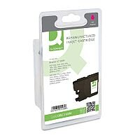 Brother LC-1100M Compatible Magenta Ink Cartridge Q-Connect LC1100M