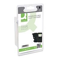 Brother LC985BK Compatible Black Ink Cartridge Q-Connect