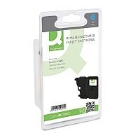 Brother LC985 Compatible Cyan Ink Cartridge Q-Connect