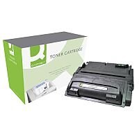 HP 42A Compatible Black Laser Toner Cartridge Q5942A Q-Connect