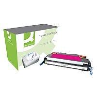 HP 502A Magenta Compatible Laser Toner Cartridge Q6473A Q-Connect