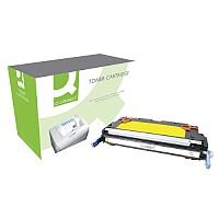 HP 314A Compatible Yellow Laser Toner Cartridge Q7562A Q-Connect