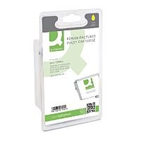 Epson T0894 Compatible Yellow Monkey Series Ink Cartridge C13T08944011 / T089440 Q-Connect