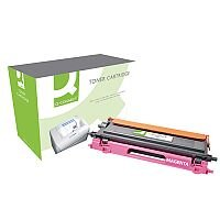 Brother TN-135M Compatible Magenta High Yield Toner Q-Connect TN135M