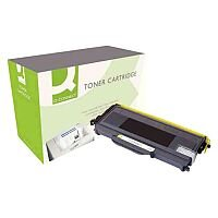 Brother TN-2120 Black High Capacity Toner Cartridge TN2120 Q-Connect