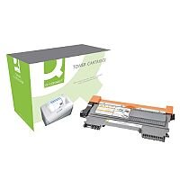 Brother TN-2210 Compatible Black Toner Cartridge TN2210 Q-Connect