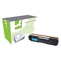 Brother TN320C Compatible Cyan Toner Cartridge Q-Connect