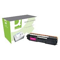 Brother TN320M Compatible Magenta Toner Cartridge Q-Connect