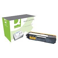 Brother TN-328Y Compatible Yellow Extra High Capacity Toner Cartridge TN328Y Q-Connect