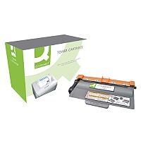 Brother TN-3380 Compatible Black High Capacity Toner Cartridge TN3380 Q-Connect