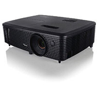 Optoma Black Portable Projector W330