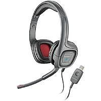 Plantronics Audio 655 DSP PC USB Stereo Headset EMEA, Padded ear cushion, Optimized for Skype 4.0, Noise-cancelling Feature, Cable Length 3 metres