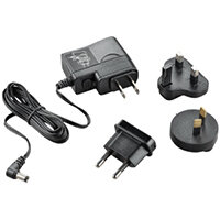Plantronics CS Family Universal AC Power Adaptor 9V 500mA UK&EURO