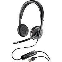 Plantronics Blackwire C520 Wired USB Headset Black