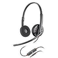 Plantronics Blackwire C225 Stereo Headset Black