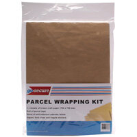 Go Secure Parcel Wrapping Kit Pack of 10 PB02291