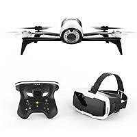 Parrot BeBop 2 FPV White Quadrocopter Drone