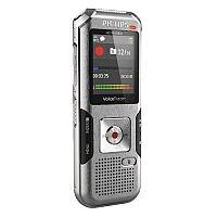 Philips DVT4010 Digital Voice Tracer 8GB Internal Memory