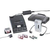 Philips Executive Dictation Starter Kit Audio Recording Set LFH0067